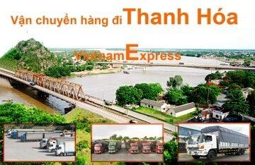 Vận chuyển hàng đi Thanh Hóa, Sầm Sơn An toàn, Giá rẻ nhất