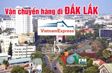 Vận chuyển hàng đi Đắk Lắk | Vận tải Bắc Nam uy tín, giá rẻ