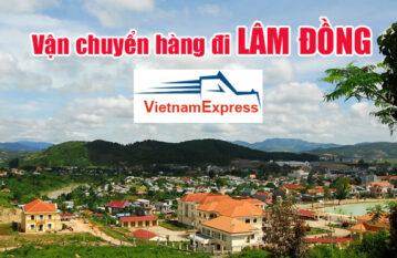 Vận chuyển hàng đi Lâm Đồng, chở hàng Đà Lạt uy tín, giá rẻ
