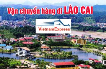 Vận chuyển hàng đi Lào Cai uy tín, Giá rẻ…