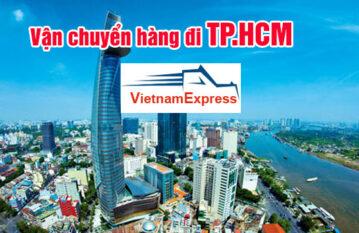Vận chuyển hàng TP Hồ Chí Minh Sài Gòn uy tín giá rẻ