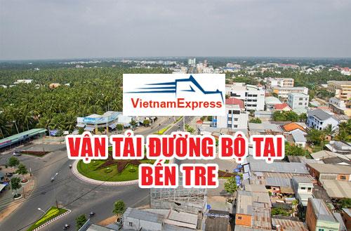 Dịch vụ Vận chuyển hàng hóa đường bộ tại Bến Tre