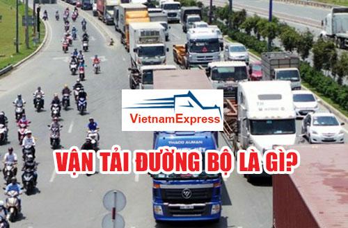 Vận tải đường bộ là gì?