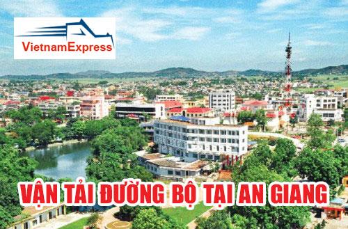 Vận tải đường bộ tại An Giang - Uy Tín Chuyên Nghiệp