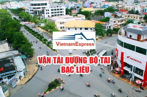 Dịch vụ vận chuyển hàng hóa đường bộ tại Bạc Liêu