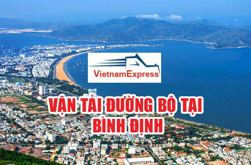 Dịch vụ vận tải đường bộ từ Bình Định đi Toàn Quốc giá rẻ