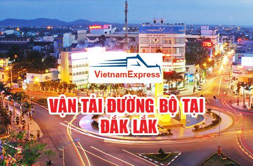 Dịch vụ vận chuyển hàng hoá đi Đắk Lắk Uy Tín
