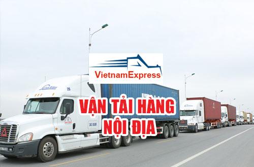 Vận chuyển nội địa - Dịch vụ vận tải | Dịch vụ xuất nhập khẩu