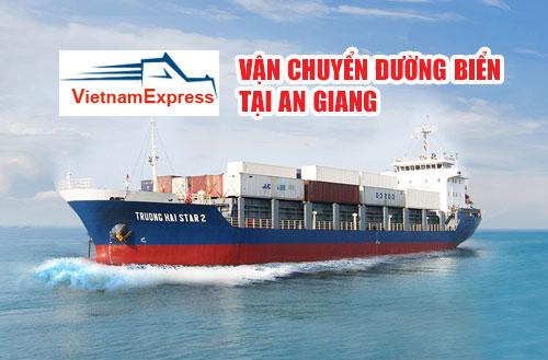 Vận tải đường biển tại An Giang