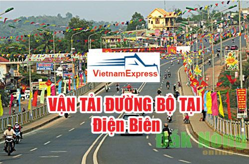 Vận tải đường bộ tại Điện Biên