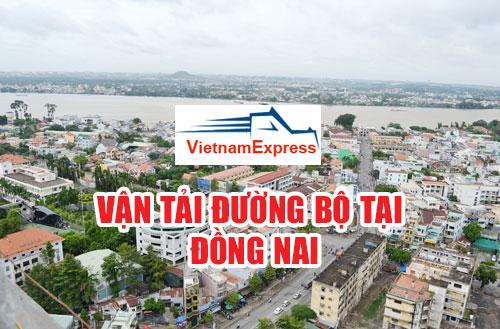 Vận tải đường bộ tại Đồng Nai