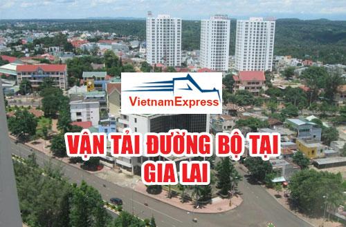 Vận chuyển hàng hóa đường bộ tại Gia Lại