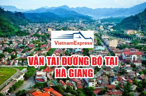 Chuyên Vận chuyển hàng hóa đường bộ đi Hà Giang