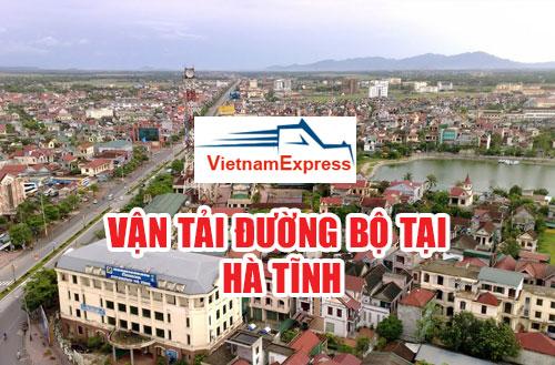 Vận tải hàng hóa đường bộ tại Hà Tĩnh