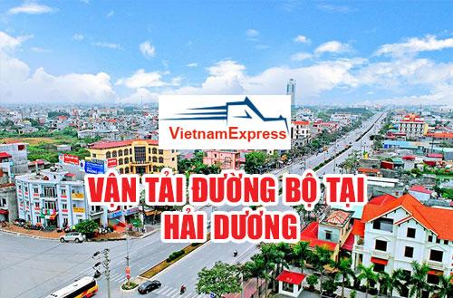 Vận tải đường bộ tại Hải Dương - Uy Tín Chuyên Nghiệp
