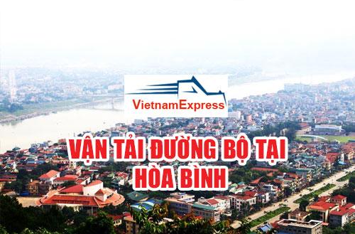 Vận tải hàng hóa đường bộ tại Hòa Bình