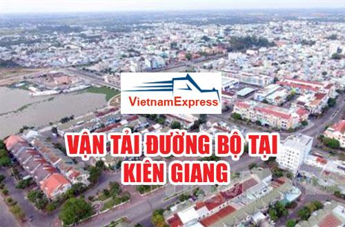 Vận tải hàng hóa đường bộ tại Kiên Giang