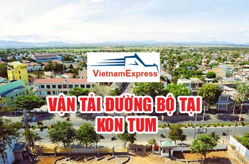 Vận tải đường bộ tại Kon Tum