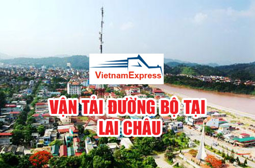 Vận tải đường bộ tại Lai Châu