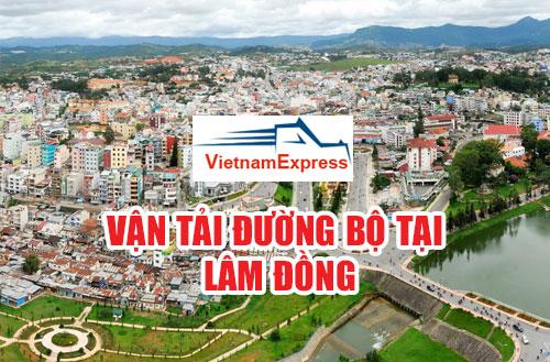 Vận tải đường bộ tại Lâm Đồng