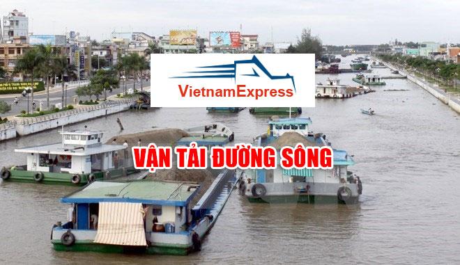 Dịch vụ vận tải đường sông tại Việt Nam