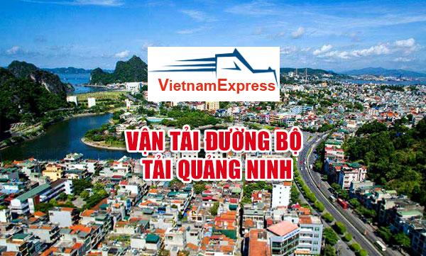 Vận tải đường bộ tại Quảng Ninh