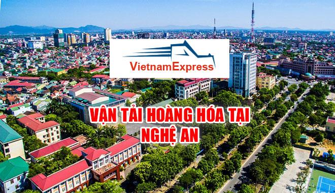 Vận tải đường bộ tại Nghệ An
