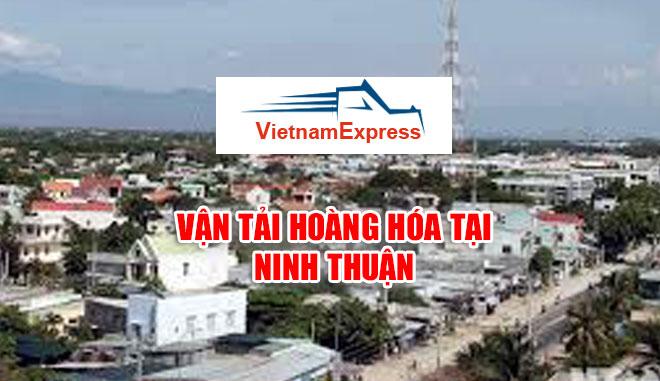 Vận tải đường bộ tại Ninh Thuận
