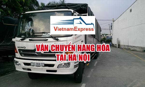 Vận chuyển hàng hóa nội thành Hà Nội Giá Rẻ Uy Tín