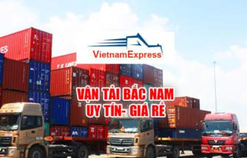 Vận tải Bắc Nam – Vận chuyển hàng hóa Bắc Nam Uy Tín Giá Rẻ
