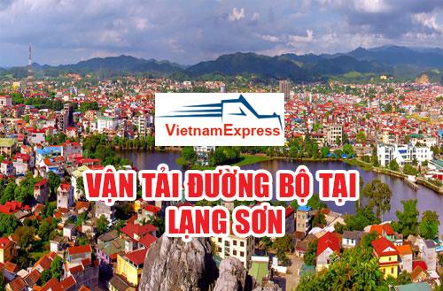 Vận tải đường bộ tại Lạng Sơn