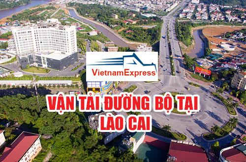 Vận tải đường bộ tại Lào Cai