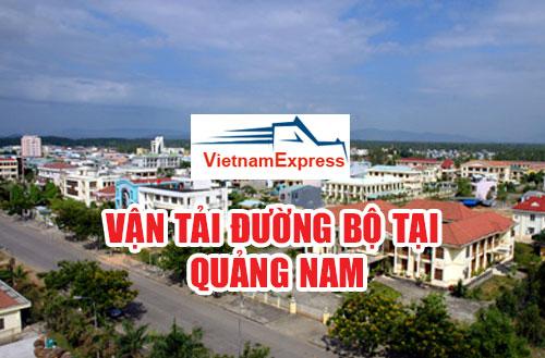 Vận tải đường bộ tại Quảng Nam