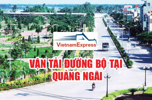 Vận tải đường bộ tại Quảng Ngãi