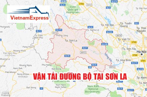Vận tải hàng bắc nam giá rẻ an toàn – vận chuyển hàng hóa ở Sơn La