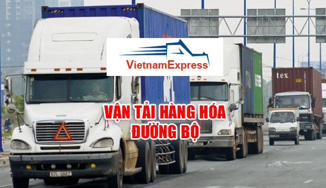 Vận tải đường bộ - Vận tải hàng hóa bằng đường bộ