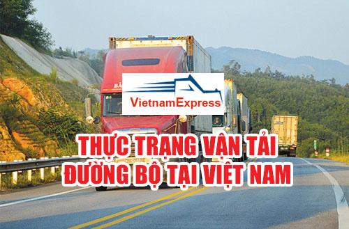 Thực trạng vận tải đường bộ việt nam