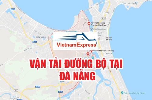 Vận tải đường bộ tại Đà Nẵng