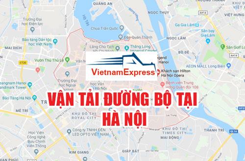 Vận tải đường bộ tại Hà Nội