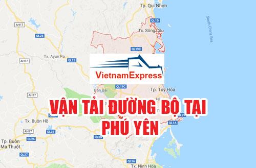 Vận tải đường bộ tại Phú Yên