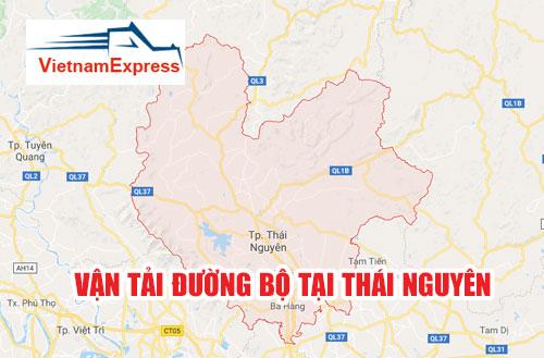 Vận tải đường bộ tại Thái Nguyên