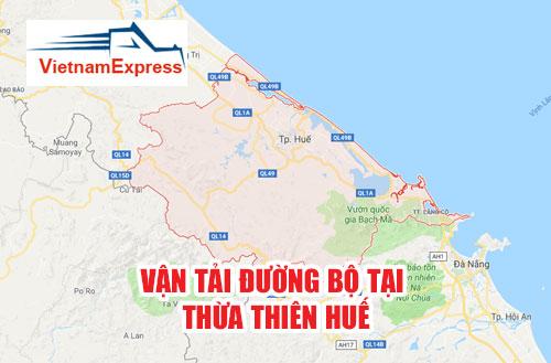Vận tải đường bộ tại Thừa Thiên Huế