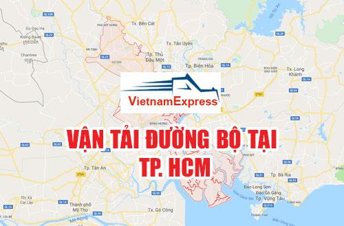 Vận tải đường bộ tại TP HCM