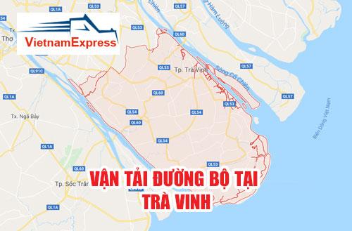 Vận tải đường bộ tại Trà Vinh