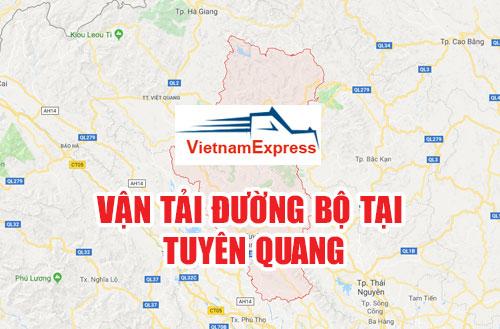 Vận tải đường bộ tại Tuyên Quang