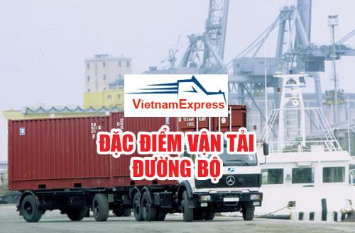 Đặc điểm của vận tải đường bộ