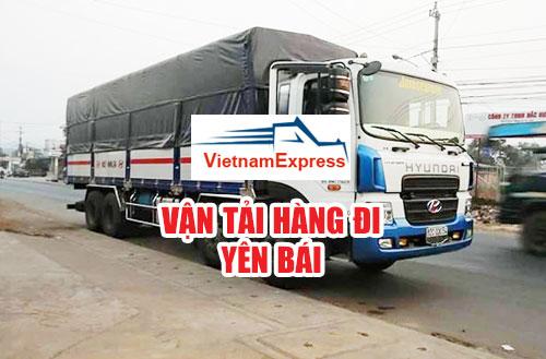 Dịch vụ vận chuyển hàng hóa đi Yên Bái uy tín GIÁ RẺ