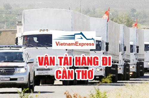 Vận chuyển hàng từ Hà Nội đi Cần Thơ Uy Tín Giá Rẻ