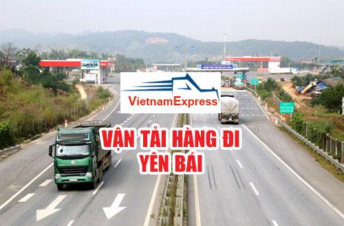 Dịch vụ vận chuyển hàng bằng Xe Tải Yên Bái