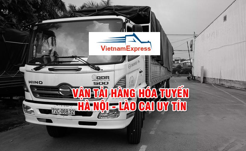 Vận tải hàng hóa tuyến Hà Nội Lào Cai Uy tín,Đảm bảo An toàn.